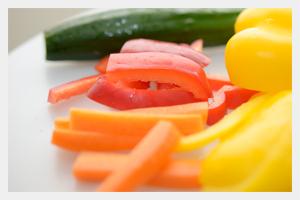 カット野菜対応